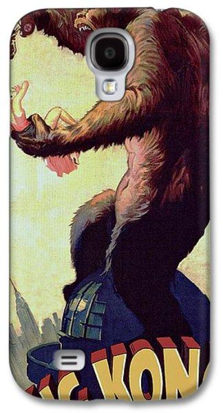 King Kong  Galaxy S4 Case