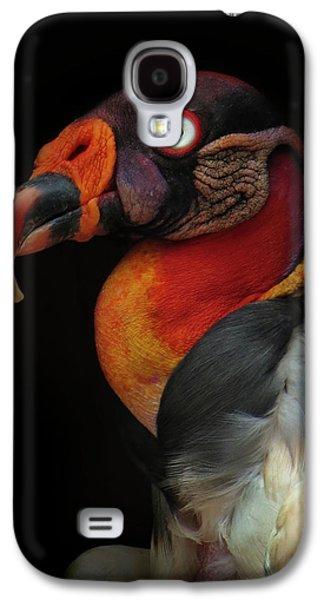 Condor Galaxy S4 Case - King Vulture-sarcoramphus Papa by Ferdinando Valverde