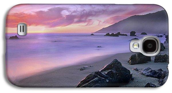 Kirk Creek Beach, Big Sur, California Galaxy S4 Case