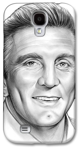 Kirk Douglas Galaxy S4 Case by Greg Joens