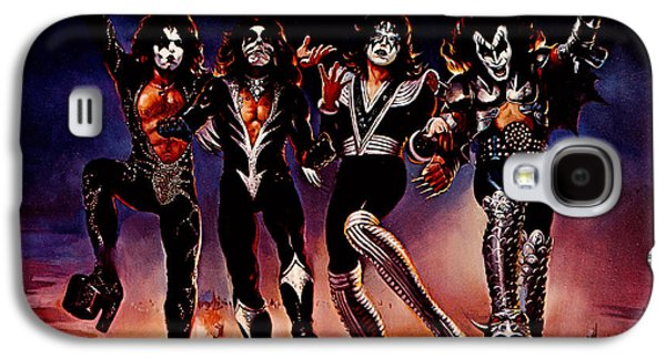 Kiss - Destroyer Galaxy S4 Case by Epic Rights