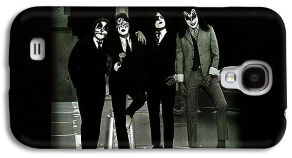 Kiss - Dressed To Kill Galaxy S4 Case by Epic Rights