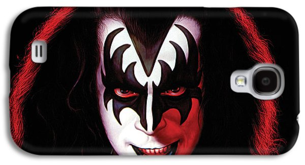 Kiss - Gene Simmons Galaxy S4 Case by Epic Rights