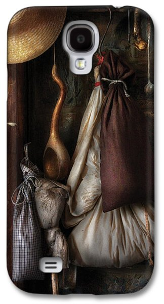 Kitchen - In An Old Tavern  Galaxy S4 Case by Mike Savad