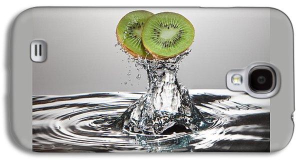 Kiwi Freshsplash Galaxy S4 Case by Steve Gadomski