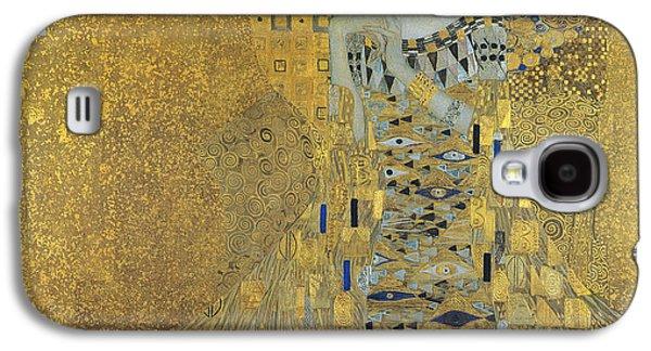 Klimt Adele Bloch-bauer Galaxy S4 Case by Granger