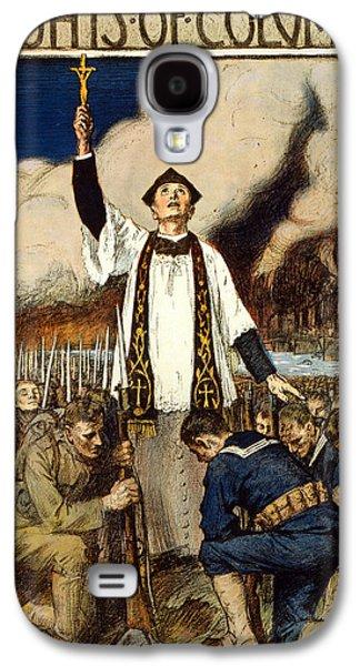 Knights Of Columbus, 1917 Galaxy S4 Case
