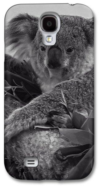 Koala Galaxy S4 Case by Chris Flees