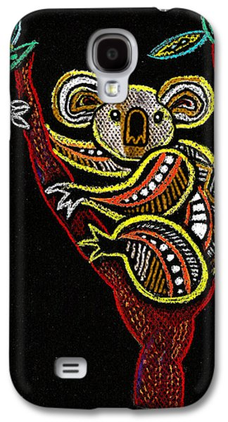 Koala Galaxy S4 Case by Leon Zernitsky