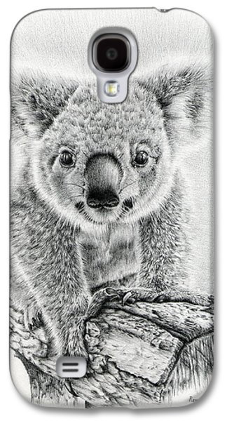 Koala Oxley Twinkles Galaxy S4 Case by Remrov