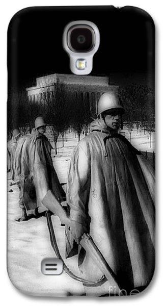 Korean Memorial Galaxy S4 Case by Skip Willits