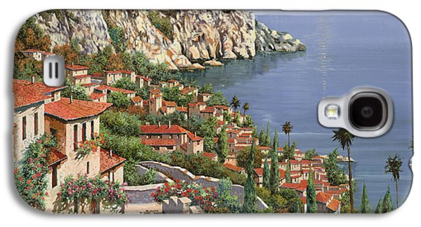 La Costa Galaxy S4 Case by Guido Borelli