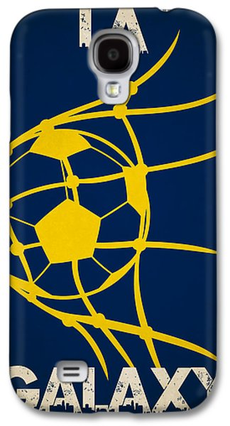 La Galaxy Goal Galaxy S4 Case by Joe Hamilton