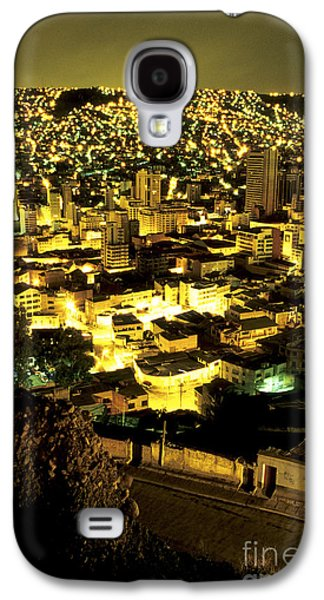 La Paz Cityscape Bolivia Galaxy S4 Case by Ryan Fox