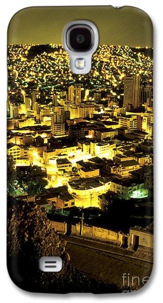La Paz Cityscape Bolivia Galaxy S4 Case