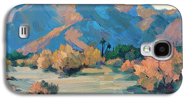 La Quinta Cove - Highway 52 Galaxy S4 Case by Diane McClary