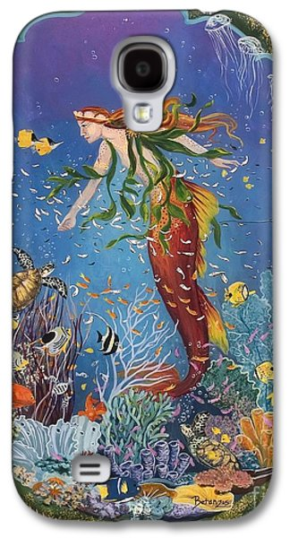 La Sirena Galaxy S4 Case by Sue Betanzos