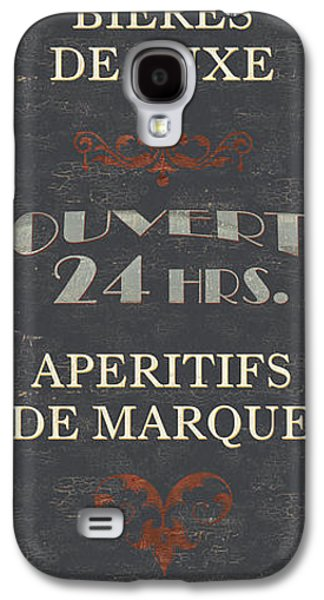 La Soupe Du Jour Galaxy S4 Case by Debbie DeWitt
