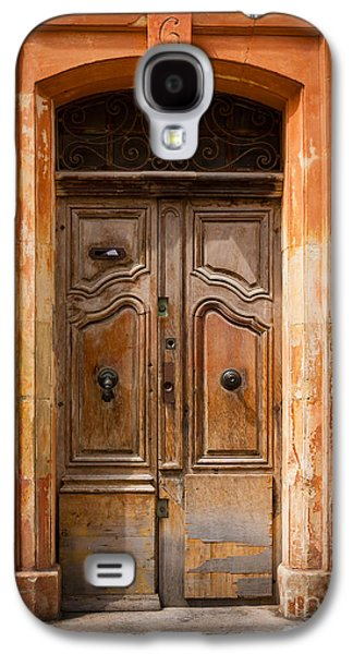 La Vieille Porte Galaxy S4 Case by Inge Johnsson