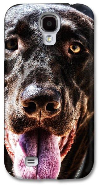 Lab Galaxy S4 Case by Bill Cannon