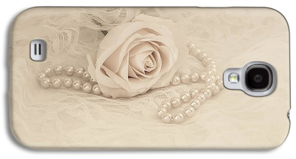 Lace And Promises Galaxy S4 Case