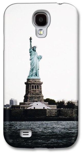 Lady Libery Galaxy S4 Case by Natasha Marco