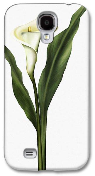 Lady So Pure Galaxy S4 Case
