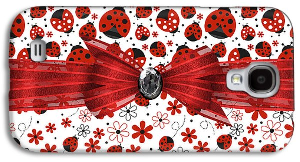 Ladybug Magic Galaxy S4 Case