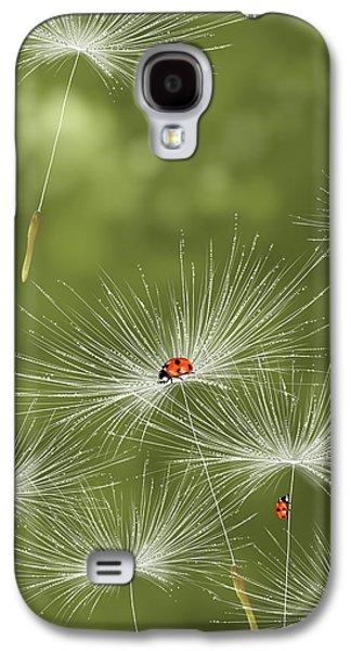 Ladybug Galaxy S4 Case by Veronica Minozzi
