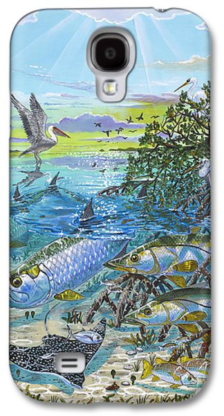 Lagoon Galaxy S4 Case