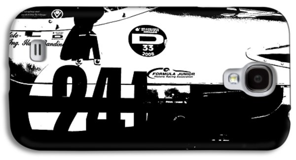 Laguna Seca Racing Cars 2 Galaxy S4 Case by Naxart Studio
