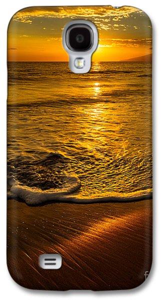 Lahaina Glow Galaxy S4 Case by Jamie Pham