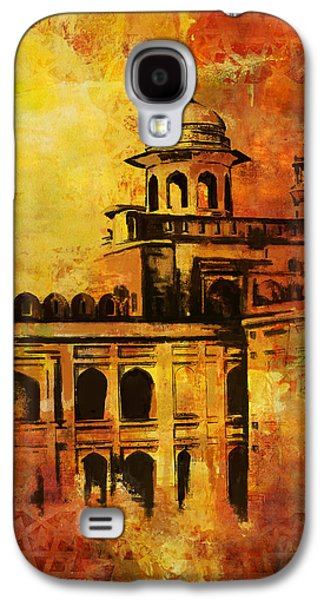 Lahore Fort Galaxy S4 Case by Catf