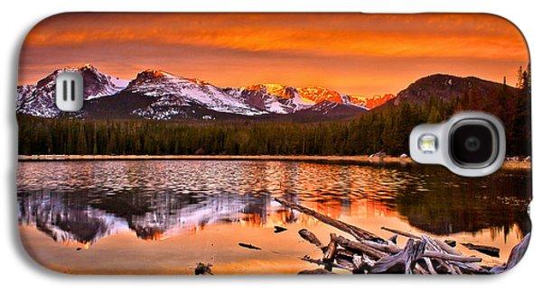 Lake Bierstadt In The Morn Galaxy S4 Case