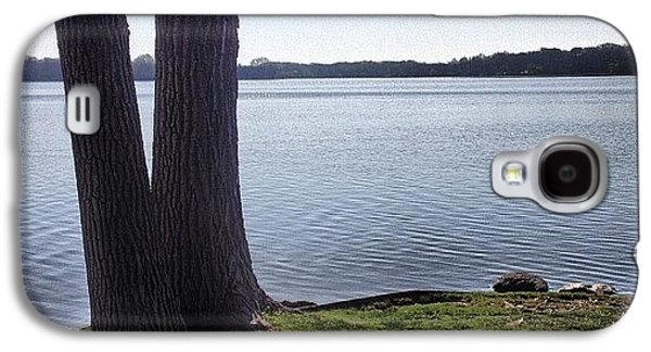 Summer Galaxy S4 Case - Lake In The Summer by Christy Beckwith