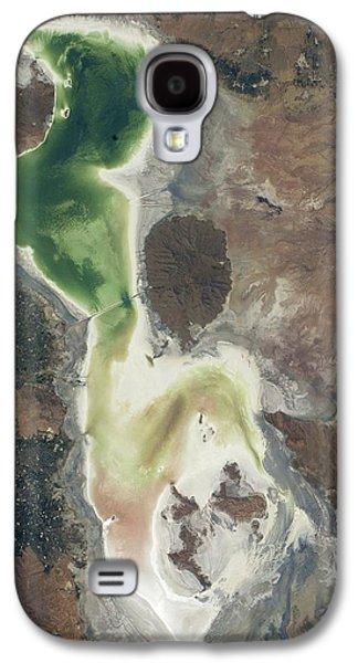 Lake Urmia Galaxy S4 Case by Nasa/johnson Space Center