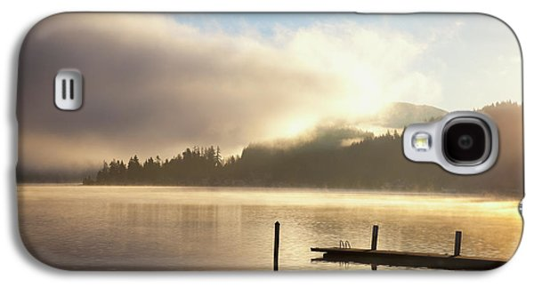 Lake Whatcom At Sunrise  Bellingham Galaxy S4 Case