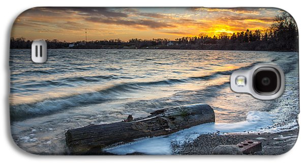 Lake Yankton Minnesota Galaxy S4 Case