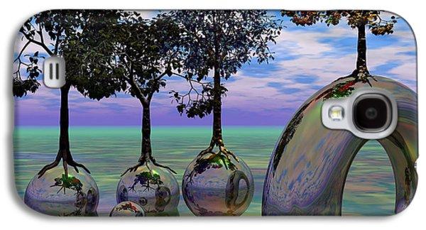 Land Of World 8624034 Galaxy S4 Case by Betsy Knapp