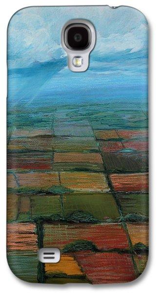 Land Use Galaxy S4 Case by Art Nomad Sandra  Hansen