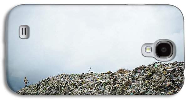 Landfill Galaxy S4 Case