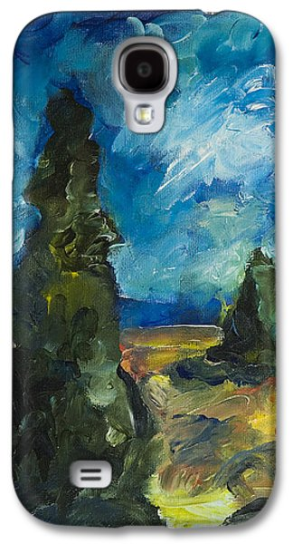 Emerald Spires Galaxy S4 Case