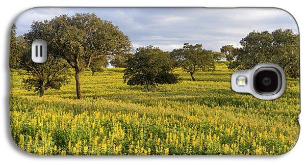 Landscape With Wildflower Meadow Galaxy S4 Case