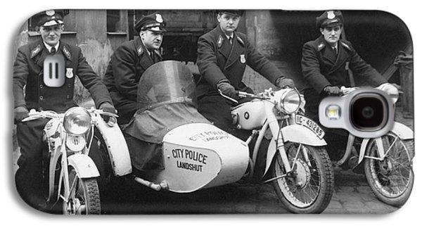 Landshut City Police Galaxy S4 Case
