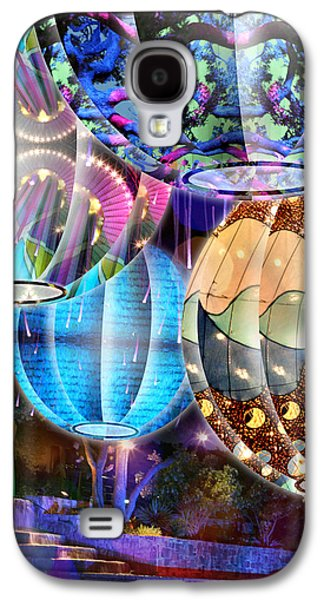 Lanterns - Luminaria Collection Galaxy S4 Case by Leslie Kell