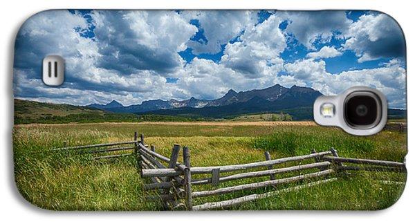 Last Dollar Ranch Galaxy S4 Case by Darren  White