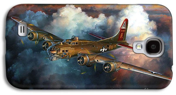 Last Flight For Nine-o-nine Galaxy S4 Case by Randy Green