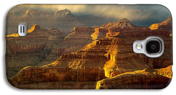 Hopi Galaxy S4 Cases - Last Light Galaxy S4 Case by Laura Zirino