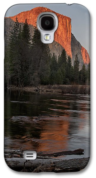 Last Sun On El Capitan Galaxy S4 Case by Bill Roberts