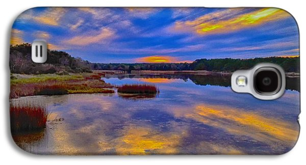 Last Sunset Galaxy S4 Case by Bill Barber